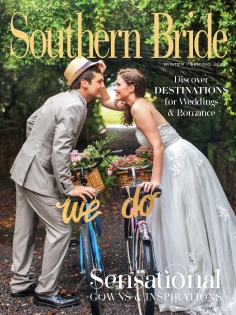 Southern Bride Magazine Winter/Spring 2015