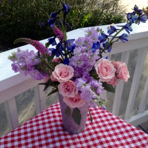 Accent floral