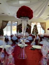 Firefighters Wedding Lakeside Reception Hall