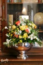 Bridal Suite floral