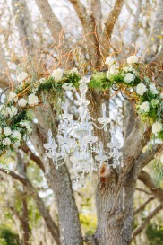 Ceremony Arch floral
