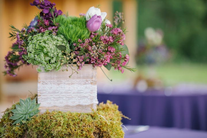 Isola Farms Rustic Wedding