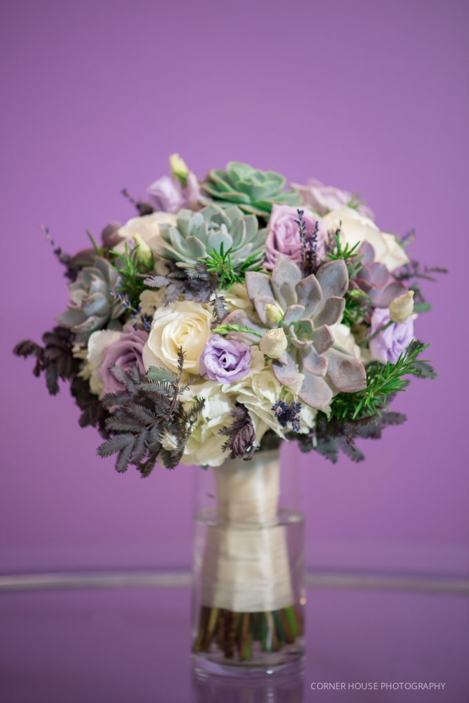 Soft and Edgy Bouquet